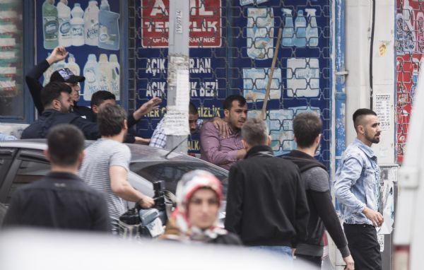 Mülteci terörü vatandaşı sokağa döktü