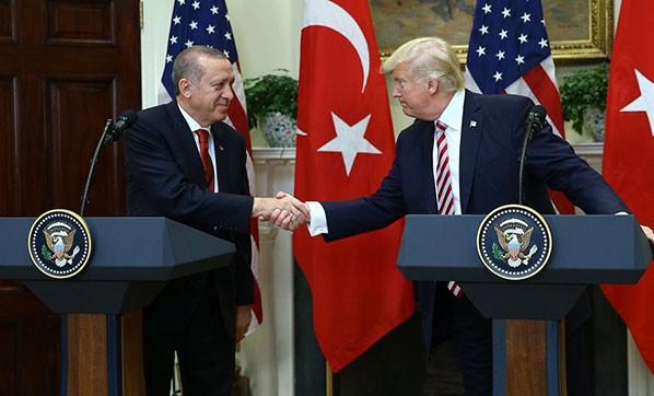 Trump'ın Erdoğan'dan tek talebi...