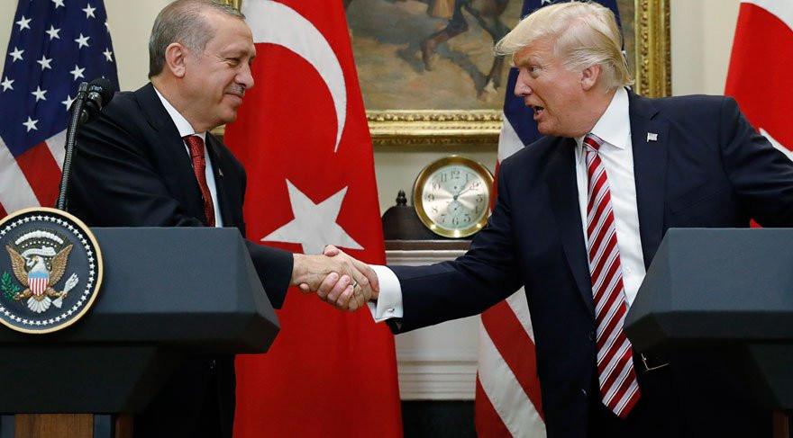 Erdoğan-Trump görüşmesinde tercüme skandalı yaşandı