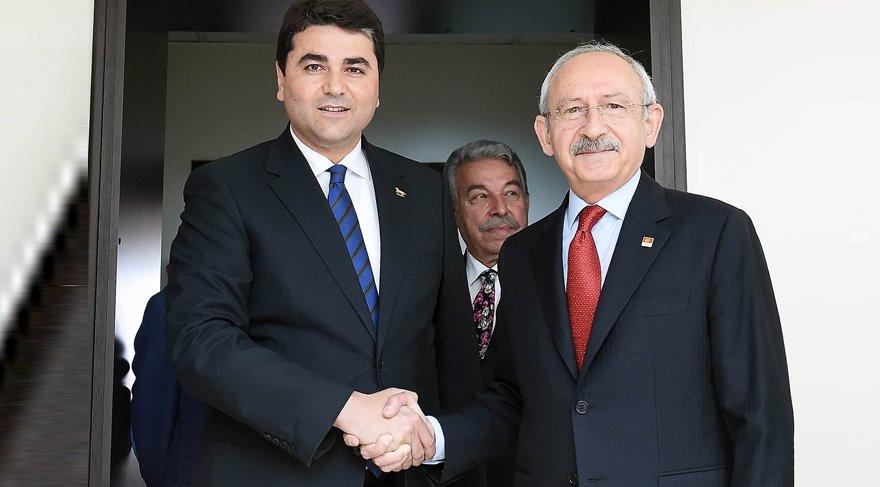 Kılıçdaroğlu SP'nin ardından o partinin kapısını çaldı