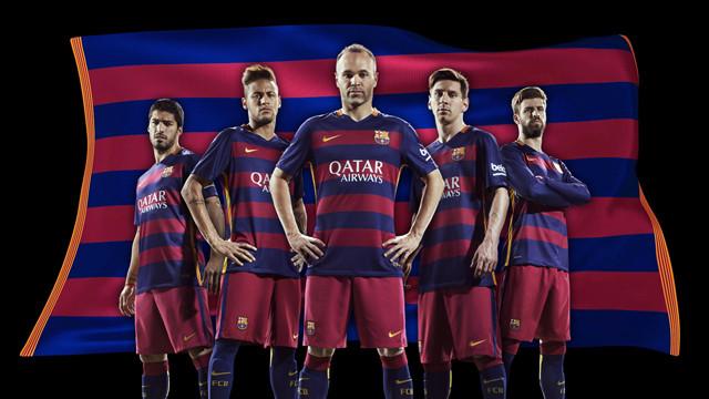 Türk devi Barcelona'ya sponsor oldu