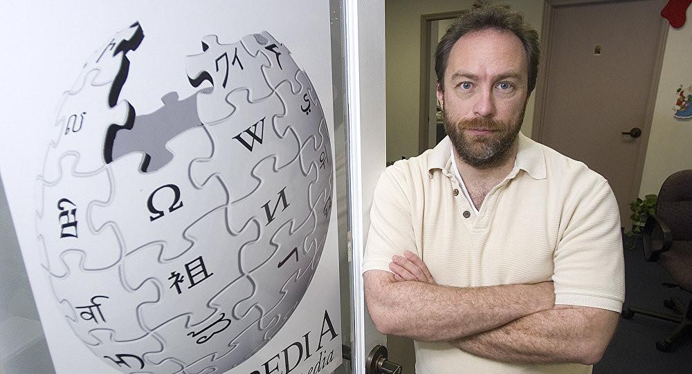 Wikipedia kurucusu davetli listesinden çıkarıldı