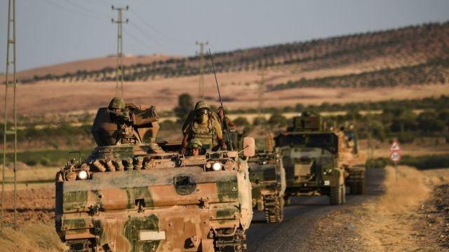 7 bin Mehmetçik sınırda emir bekliyor