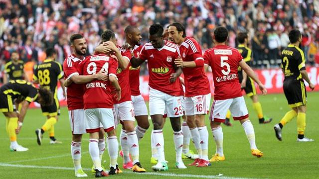 Şampiyon Sivasspor !