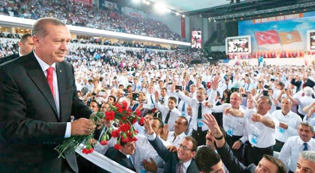 AK Parti'de 2. Erdoğan dönemi başladı