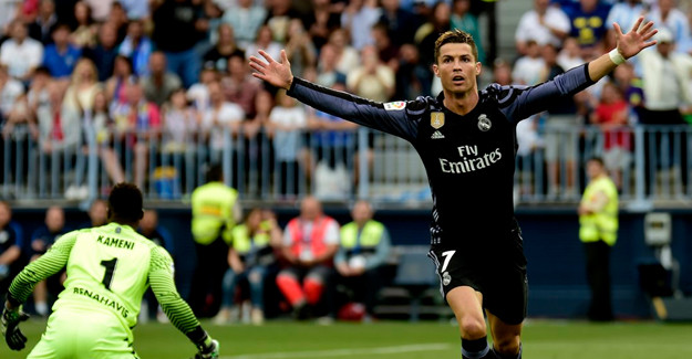 La Liga'nın şampiyonu Real Madrid !