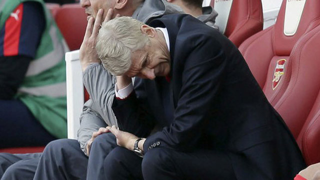 Arsenal'de şok ! 21yıl sonra ilk kez...