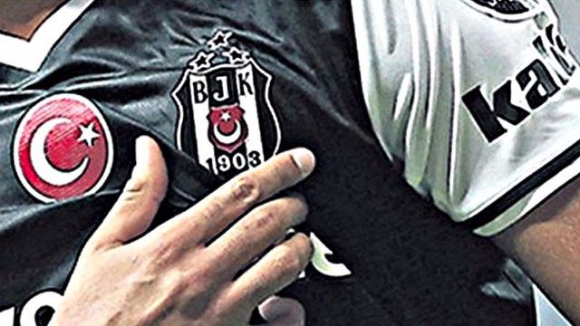 Beşiktaş maça 3 yıldızlı formayla çıkacak