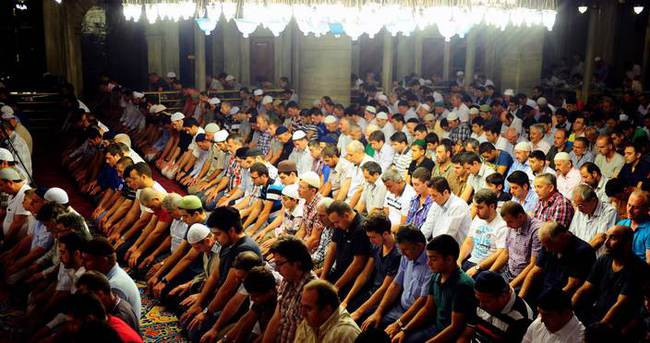 Hoşgeldin Ramazan, İlk teravih bu akşam kılınacak