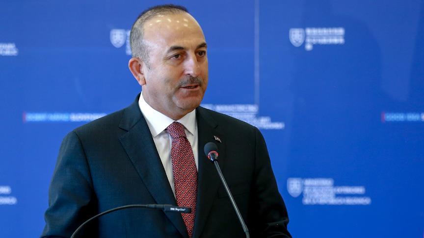 Çavuşoğlu AB'ye çıkıştı: Unutmasınlar ki...