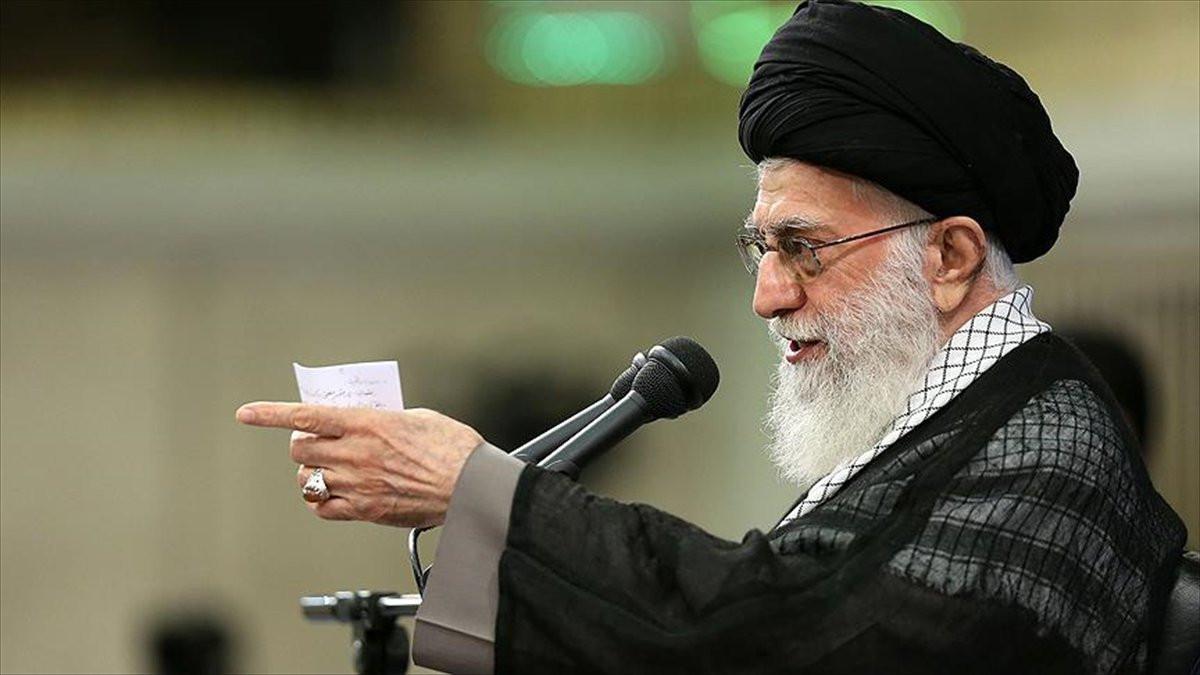 Twitter'dan İranın dini liderine büyük şok