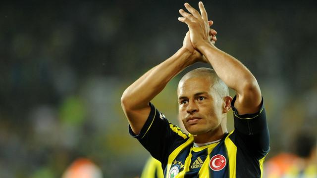 Alex'ten Fenerbahçe mesajı