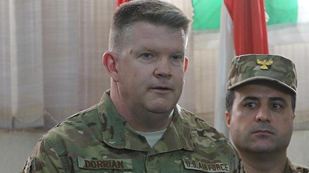 ABD'li komutandan PKK itirafı !