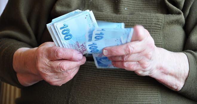 ''Emekliye maaş sıkıntısı olabilir''