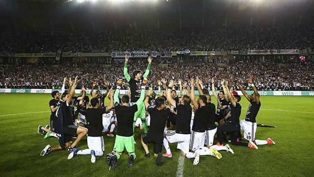 Beşiktaş taraftarı 18 milyon lira kazandırdı