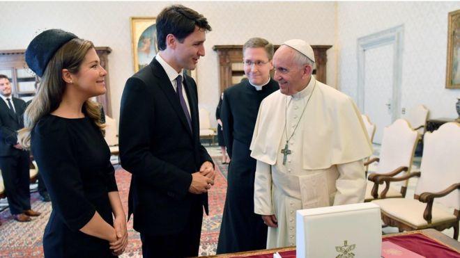 Kanada Başbakanı Papa'yı köşeye sıkıştırdı: Özür dile