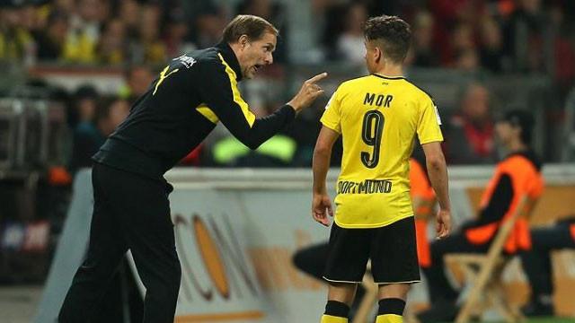 Dortmund'da şok !  Yollar ayrıldı...