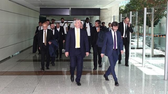 Fenerbahçe'nin Ankara ziyaretinde sürpriz