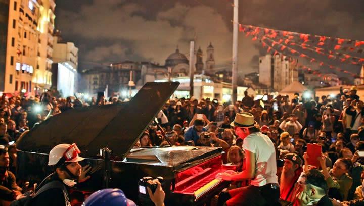 CHP'den 'Gezi Ruhu' çıkışı