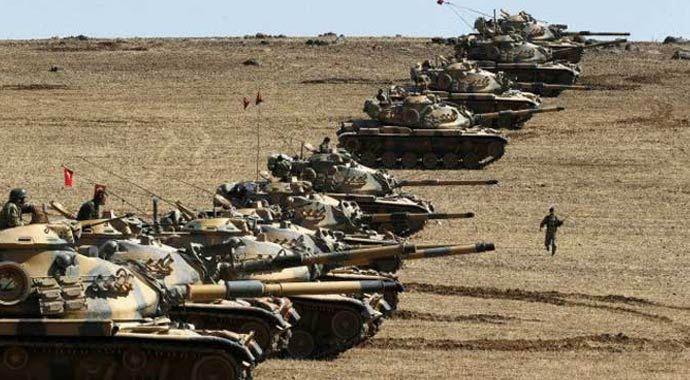 Türkiye'nin sınırötesi operasyonu için tarih belli oldu
