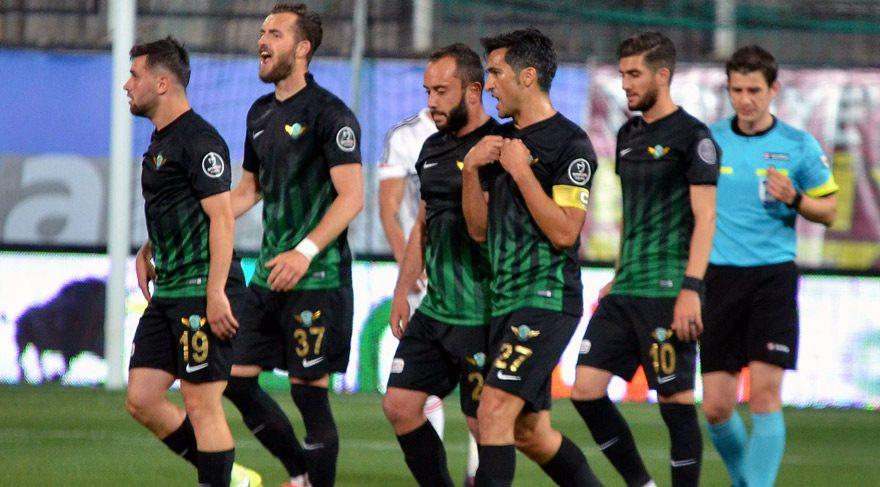 Akhisar gol oldu yağdı ! Gaziantepspor ateş hattında...