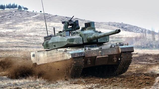Koç'un Altay Tankı teklifi uygun bulunmadı