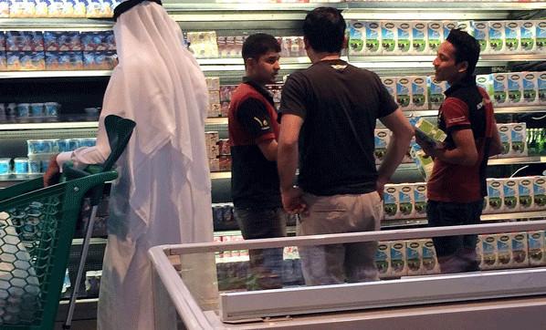 Türkiye'den sonra Katar'a onlar da yiyecek gönderdi