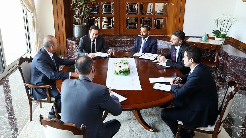 Çavuşoğlu'nun Katar krizinde kritik görüşmeleri