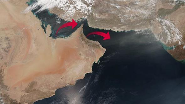 Katar ablukayı aşıyor !