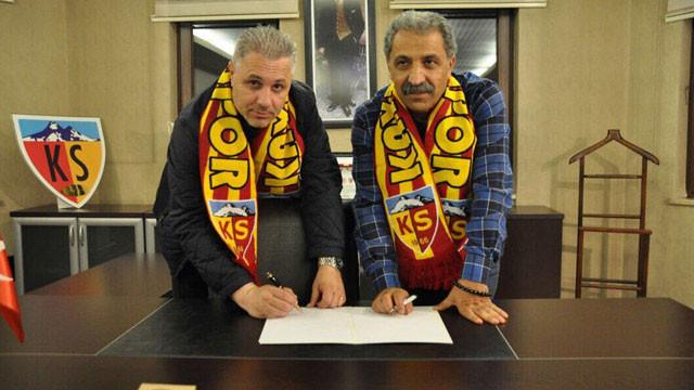Süper Lig'e bahisçi hoca geldi !