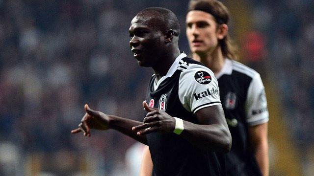 Beşiktaş'a Aboubakar müjdesi