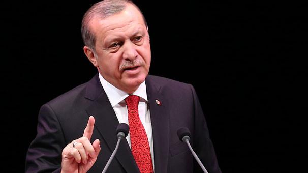 Erdoğan'dan ABD'nin o kararına sert tepki