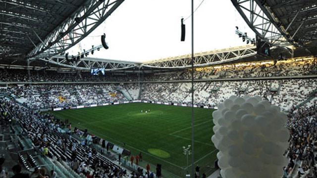 Juventus stadından 'Arena' ibaresi kaldırıldı