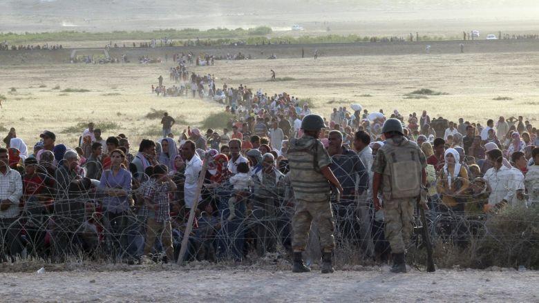 İşte Türkiye'deki Suriyeli sayısı