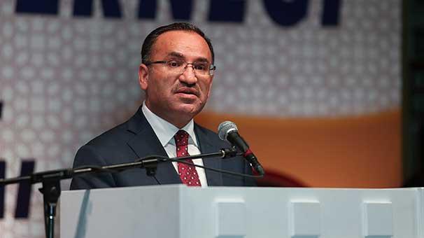 Bakan Bozdağ Kılıçdaroğlu'nu istifaya çağırdı !