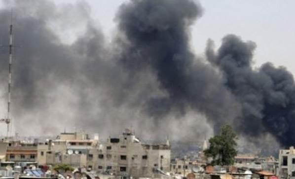 İdlib'de patlama! Çok sayıda ölü ve yaralı var