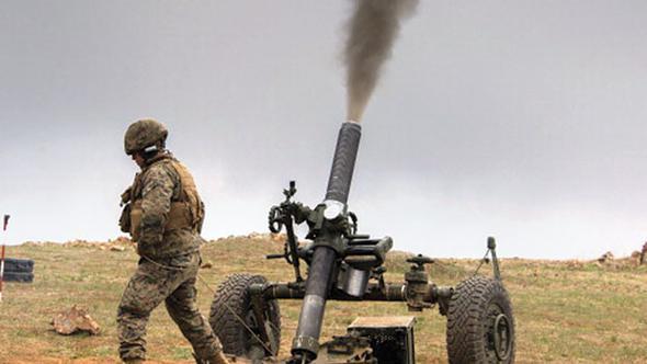 İşte PKK/YPG'ye verilecek silahlar !