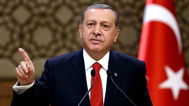 Erdoğan'dan ABD'ye çok sert uyarı