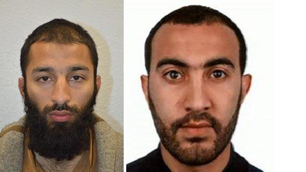 Saldırganların kimlikleri açıklandı