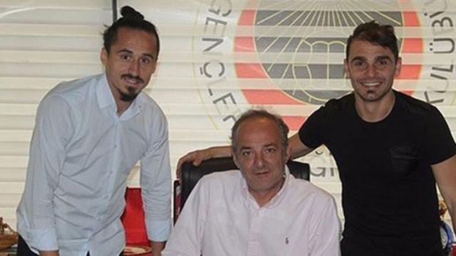 İşte Serdar Özkan'ın yeni takımı ! İmzaladı...