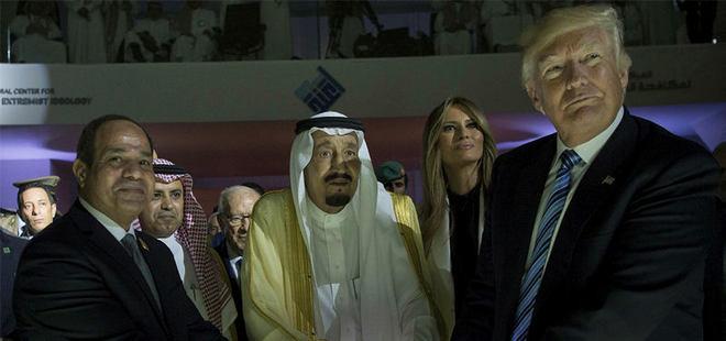 Trump Katar'a ablukaya destek çıktı !