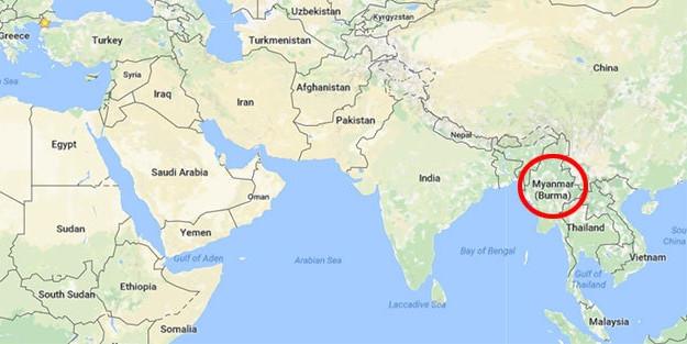 116 askeri taşıyan uçak radardan kayboldu