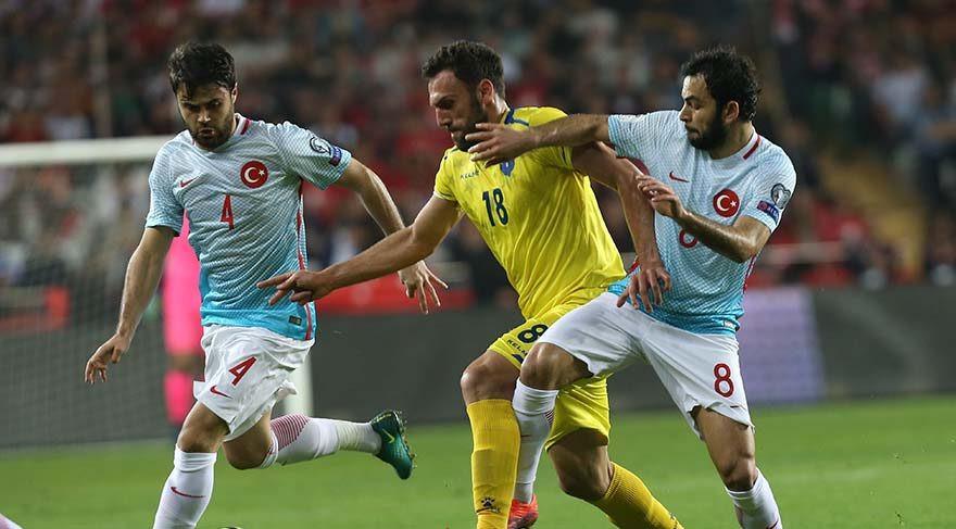 Türkiye - Kosova maçının hakemi belli oldu