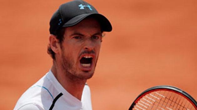 Murray çeyrek finalde !