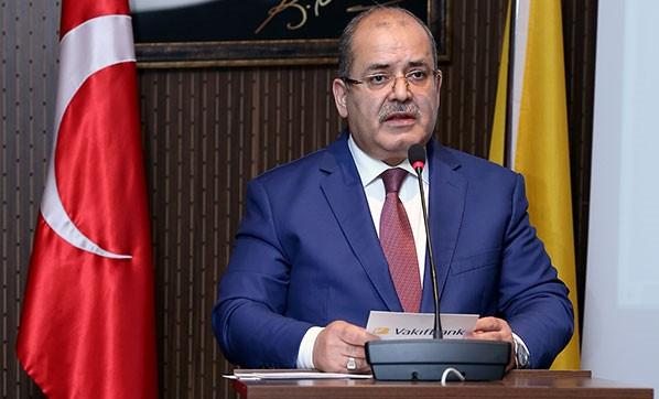 Vakıfbank'ın yeni genel müdürü belli oldu