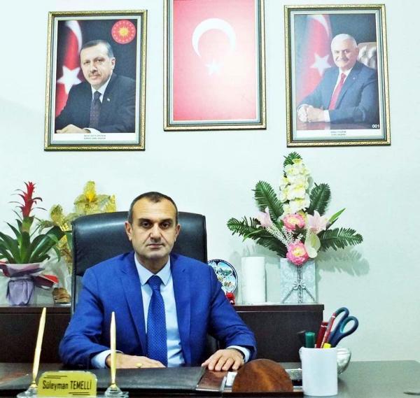 AK Parti'de deprem ! İlçe teşkilatı feshedildi