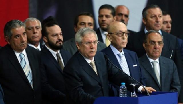 Aziz Yıldırım, Fenerbahçe genel kurulunda ibra edilmedi!