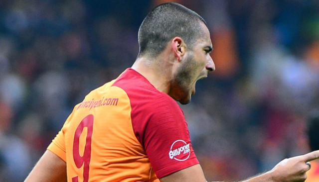 Galatasaray'da Eren Derdiyok ile yollar ayrılıyor