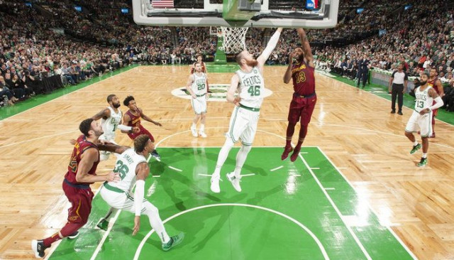 Boston Celtics 128 - 95 Cleveland Cavaliers