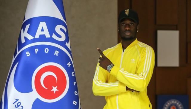 Mbaye Diagne: Türkiye'nin en iyi futbolcusuyum